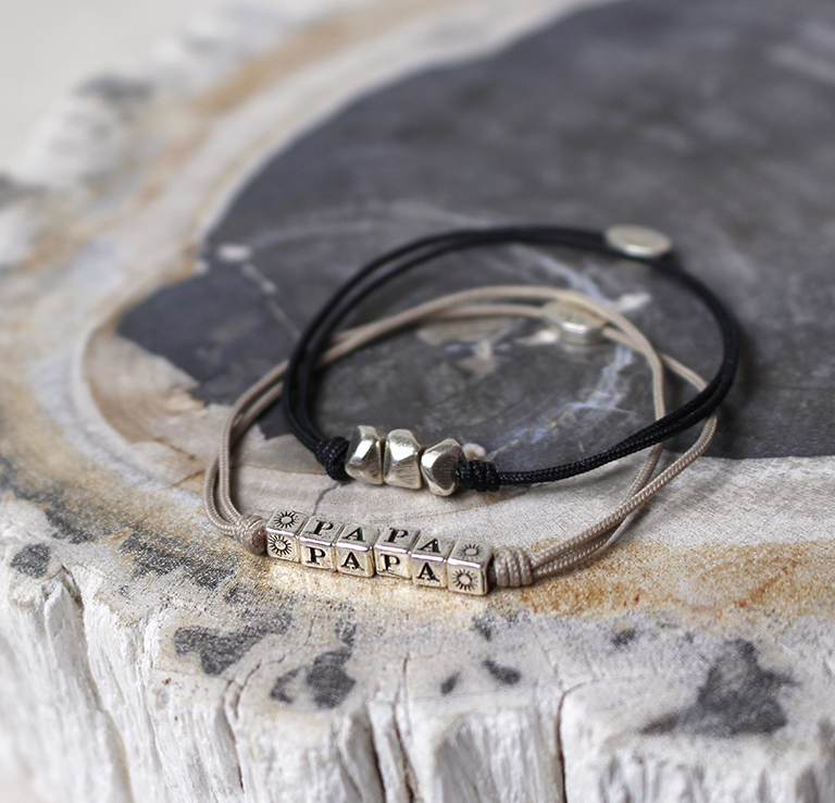 Men string bracelets