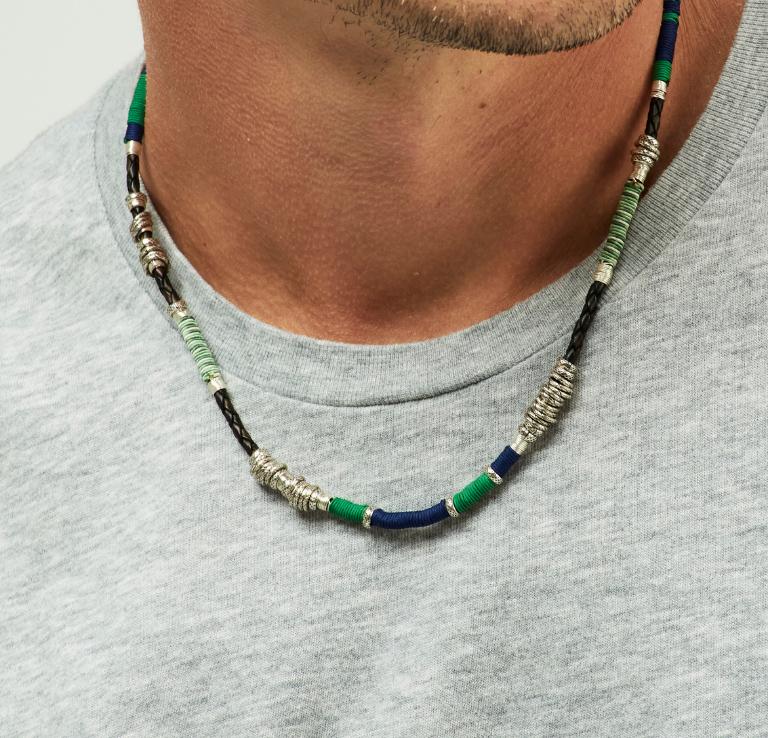 Men necklaces & pendants