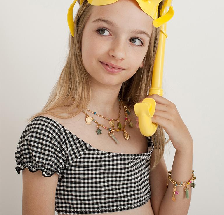 Kids necklaces