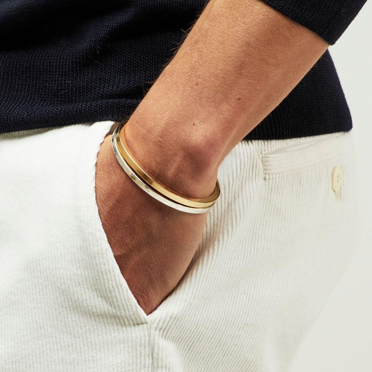 Men cuffs