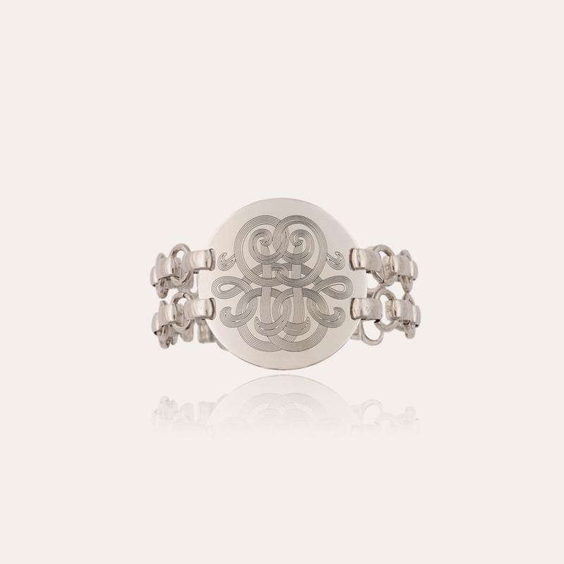 Diva bracelet small size silver