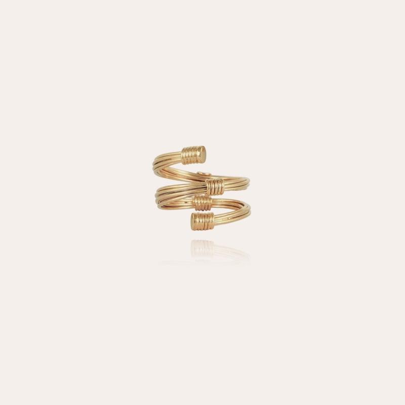 Ariane Liane ring gold