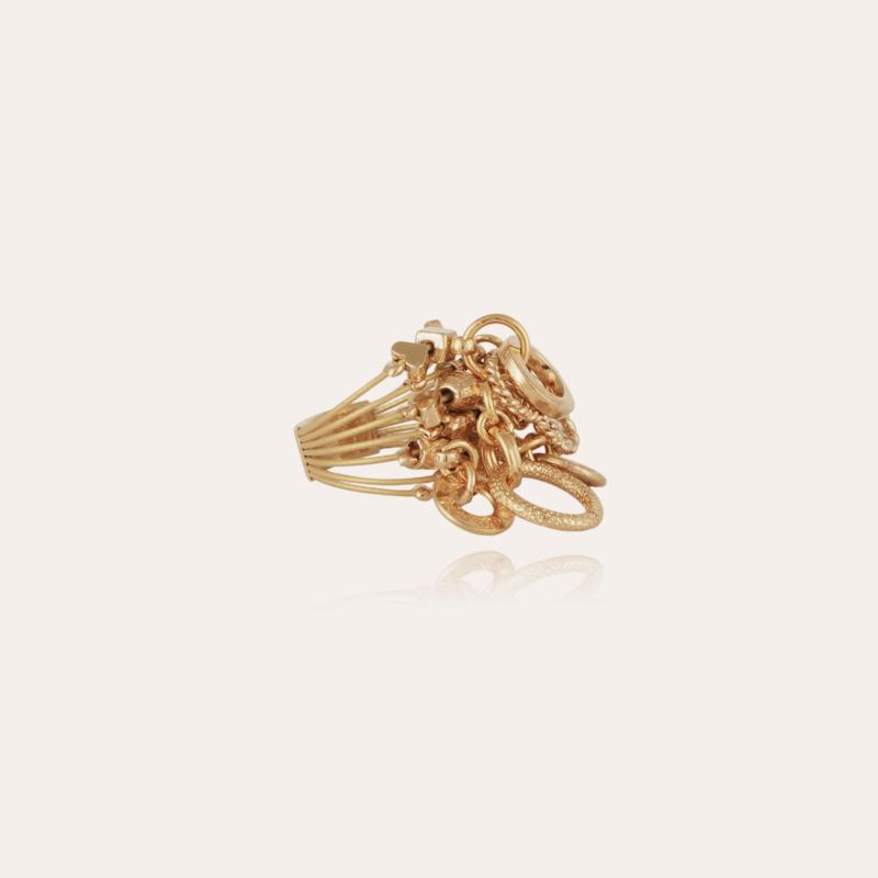 Grappe Maranza ring gold