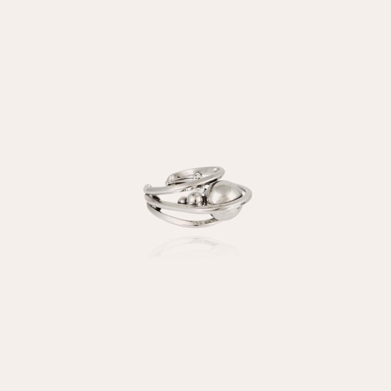 Jupiter ring silver