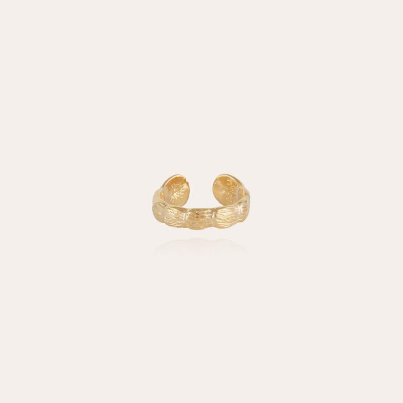 Liane jonc Bis ring gold