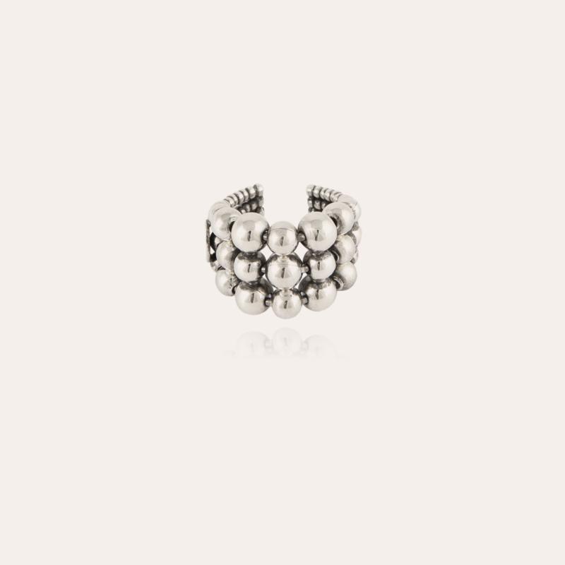 Multiperla ring silver