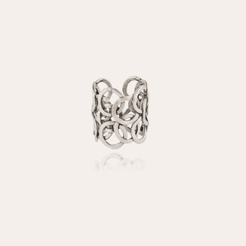 Olympie ring silver