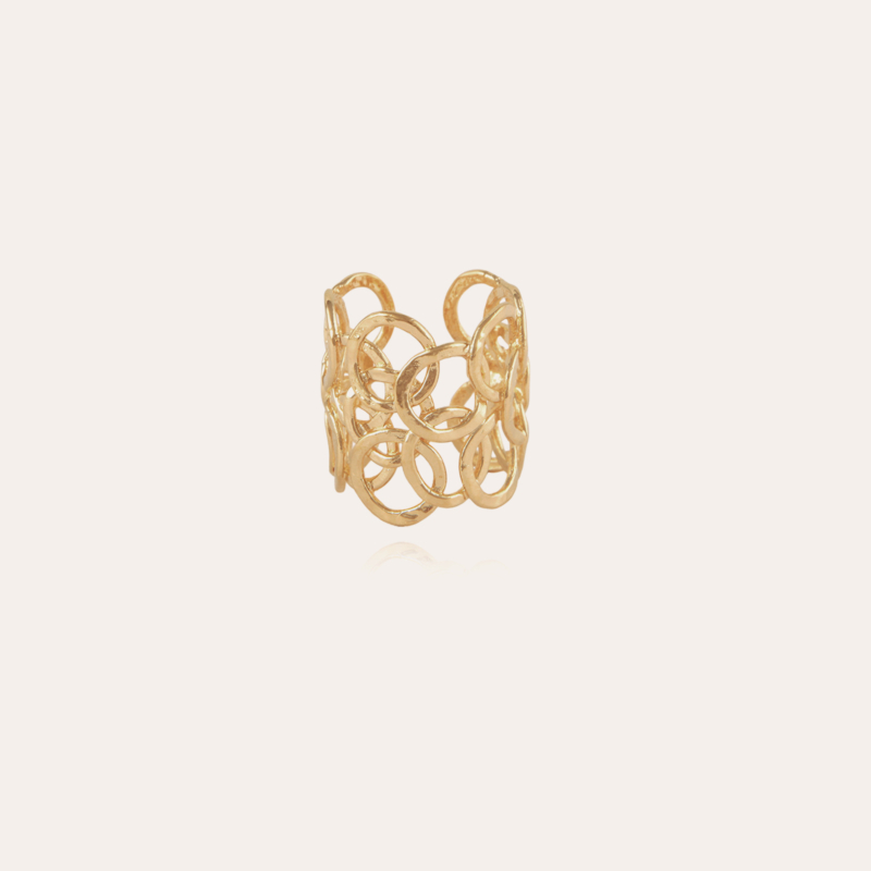 Olympie ring gold