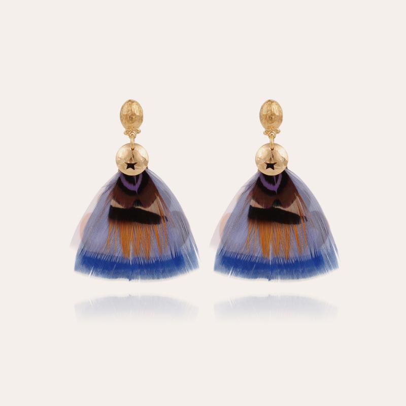 Bermudes earrings gold