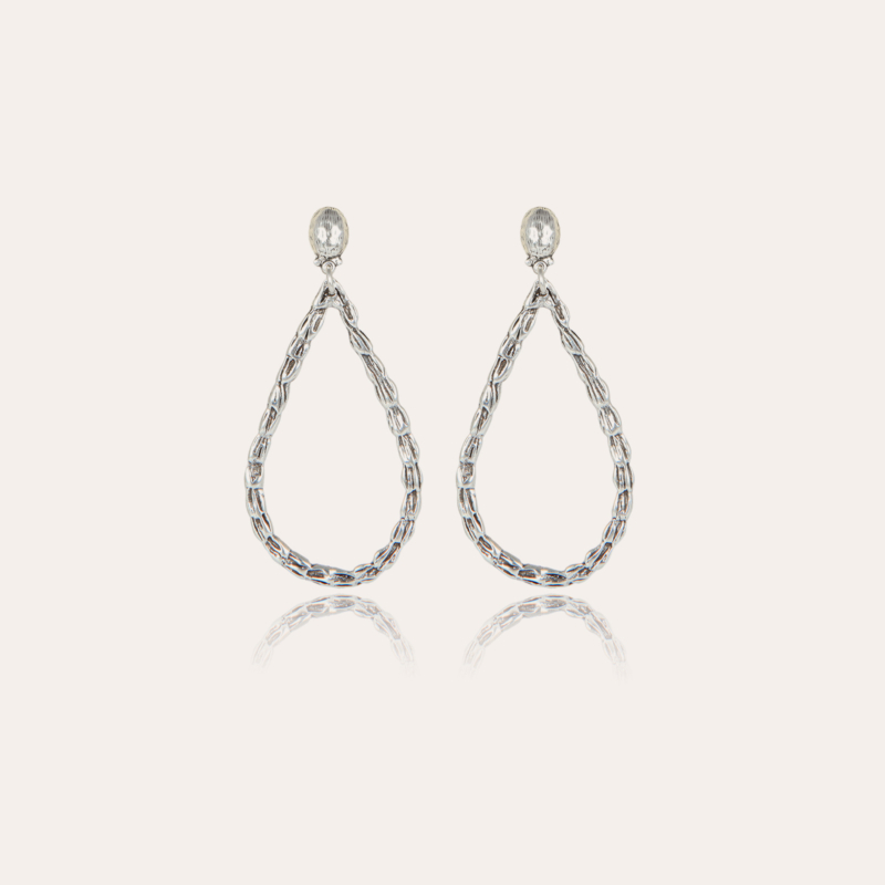 Bibi Liane earrings mini silver