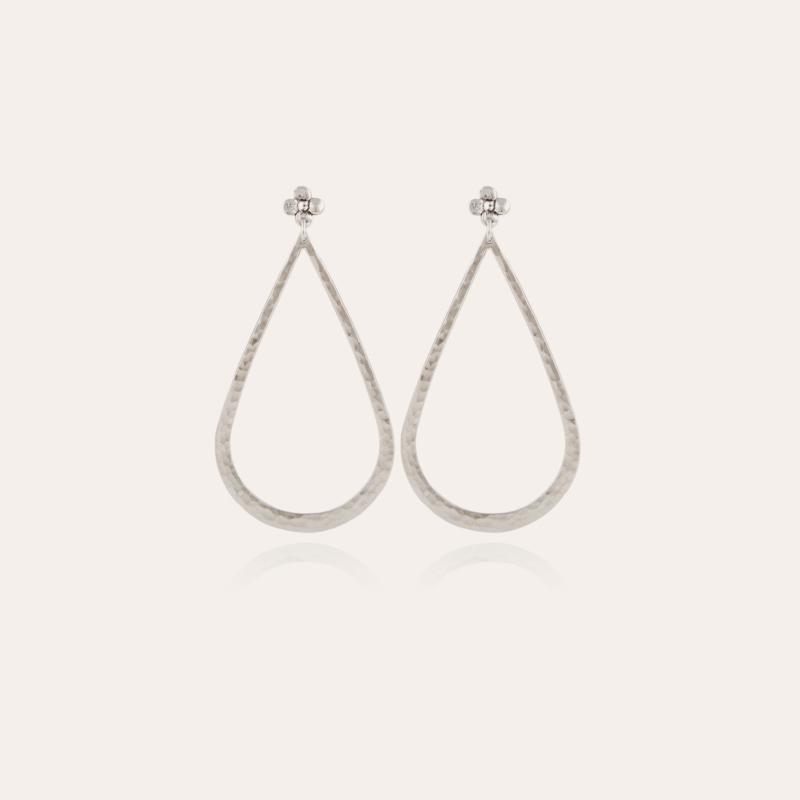 Bibi earrings mini silver