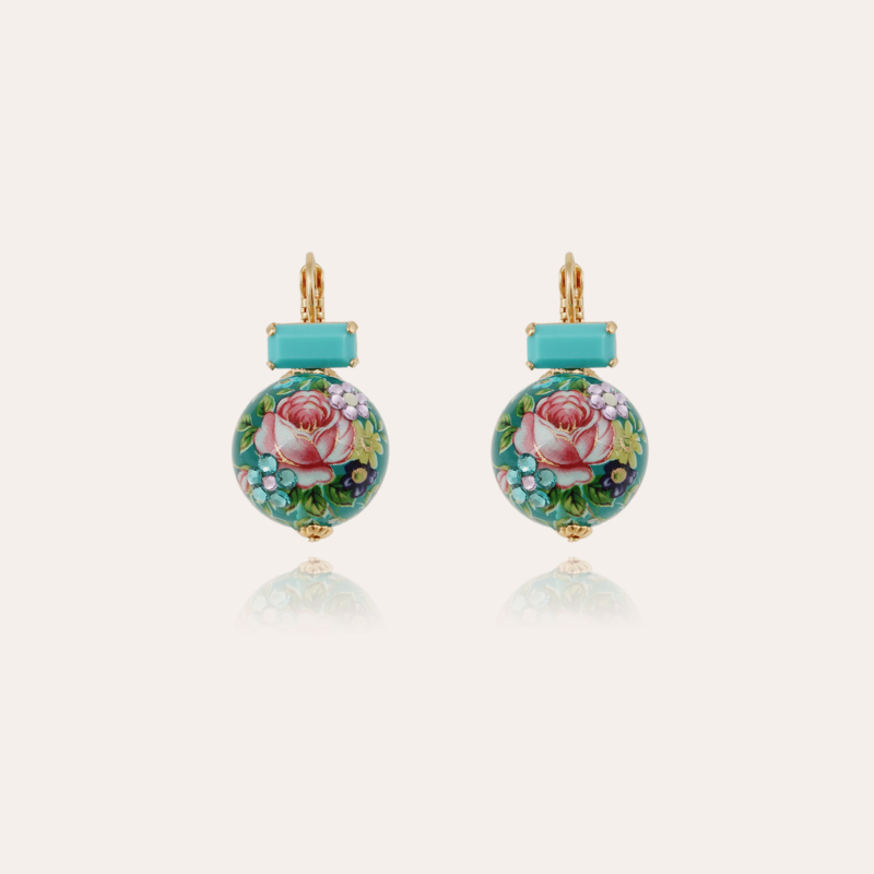 Boules Chinoises earrings gold