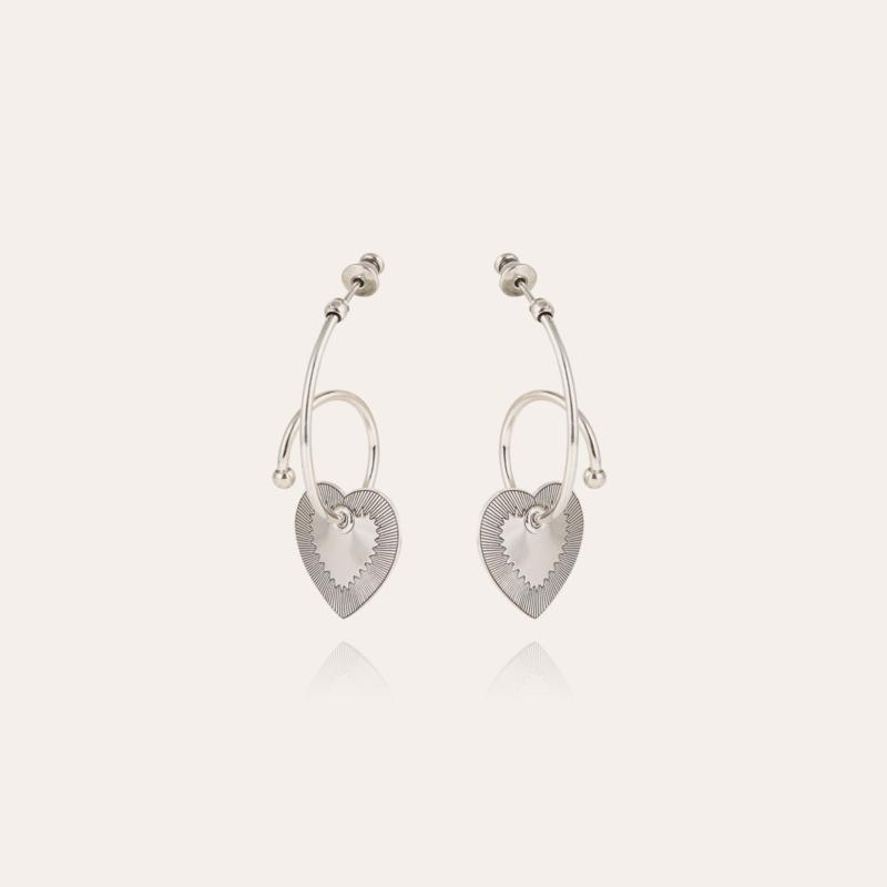 Céline Love earrings mini silver