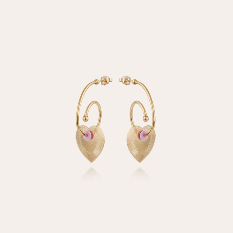 Céline earrings mini gold