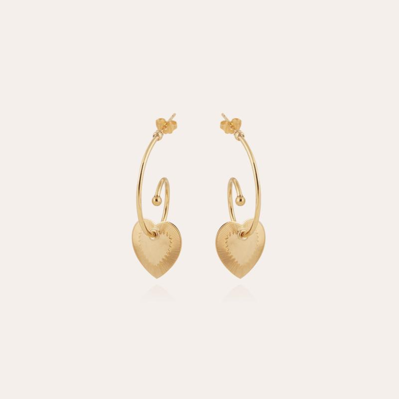 Céline Love earrings mini gold