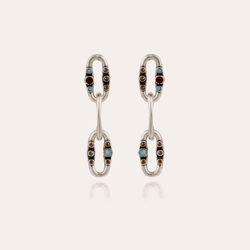 Gabriel earrings silver