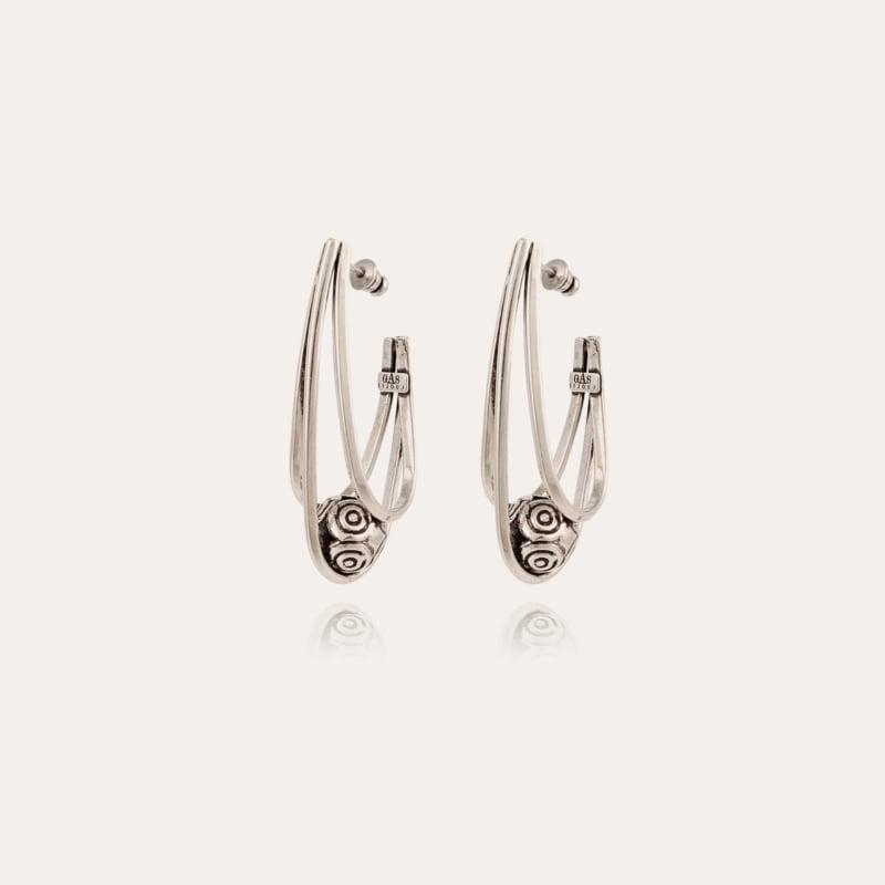 Jupi earrings silver