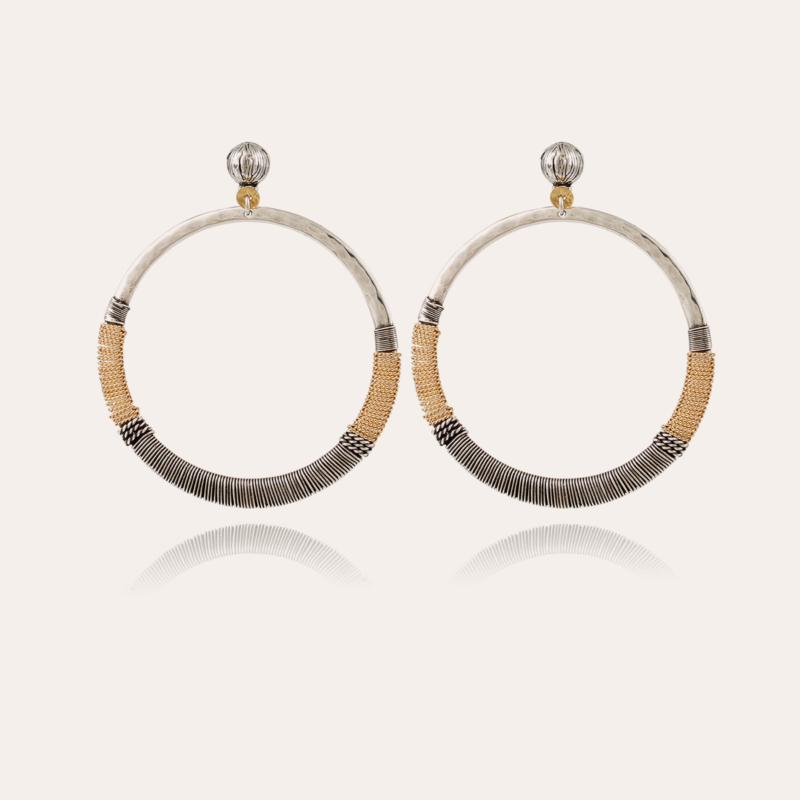 Mimi Macao earrings silver