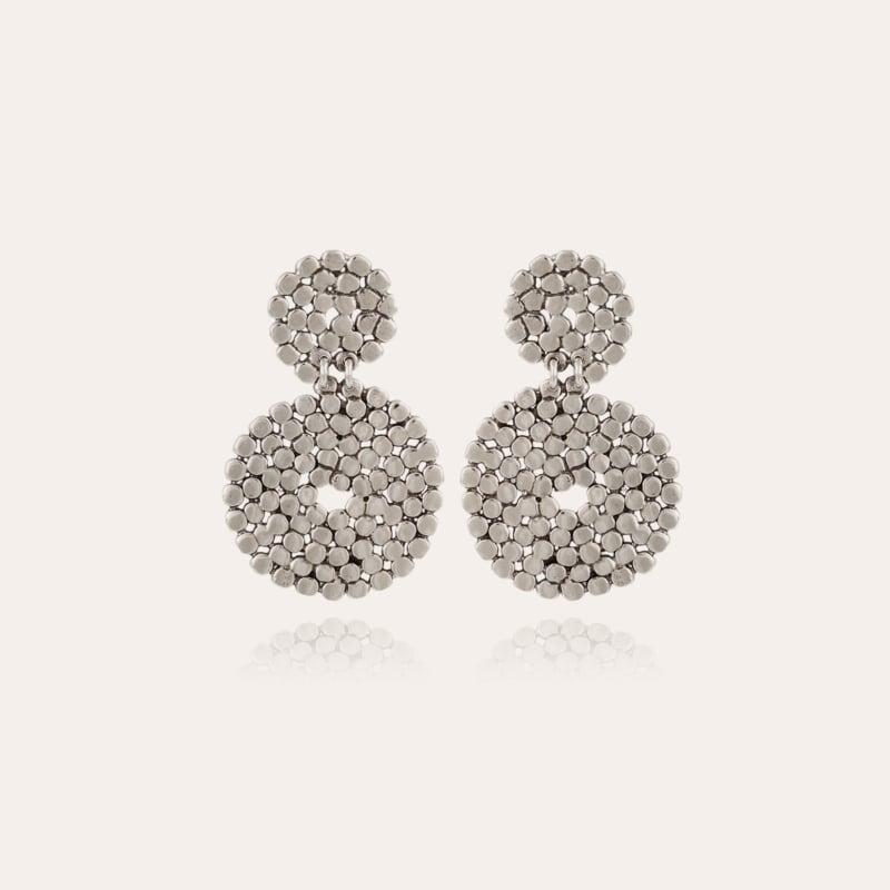 Onde Lucky earrings mini silver