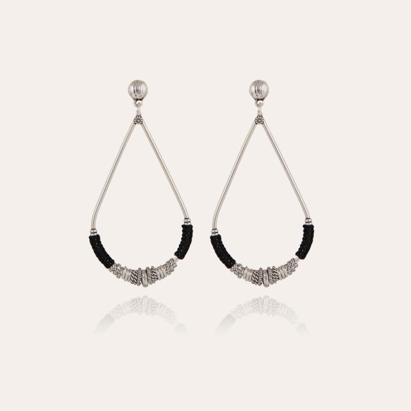 Zizanie earrings small size silver