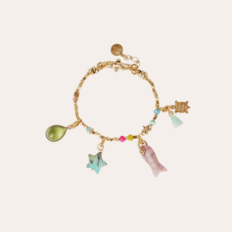 Alice kids bracelet gold