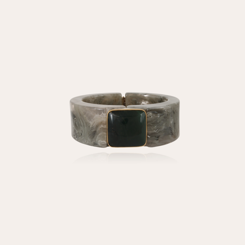 Arty Bis bracelet acetate gold - Exclusive piece (3 pieces)