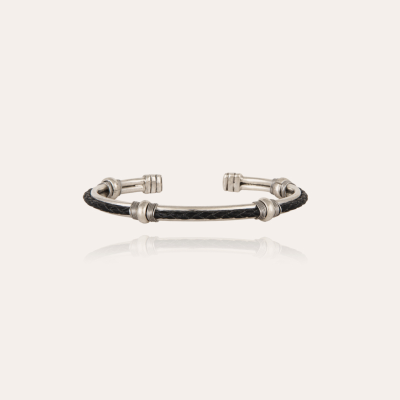 Bellagio men bracelet silver