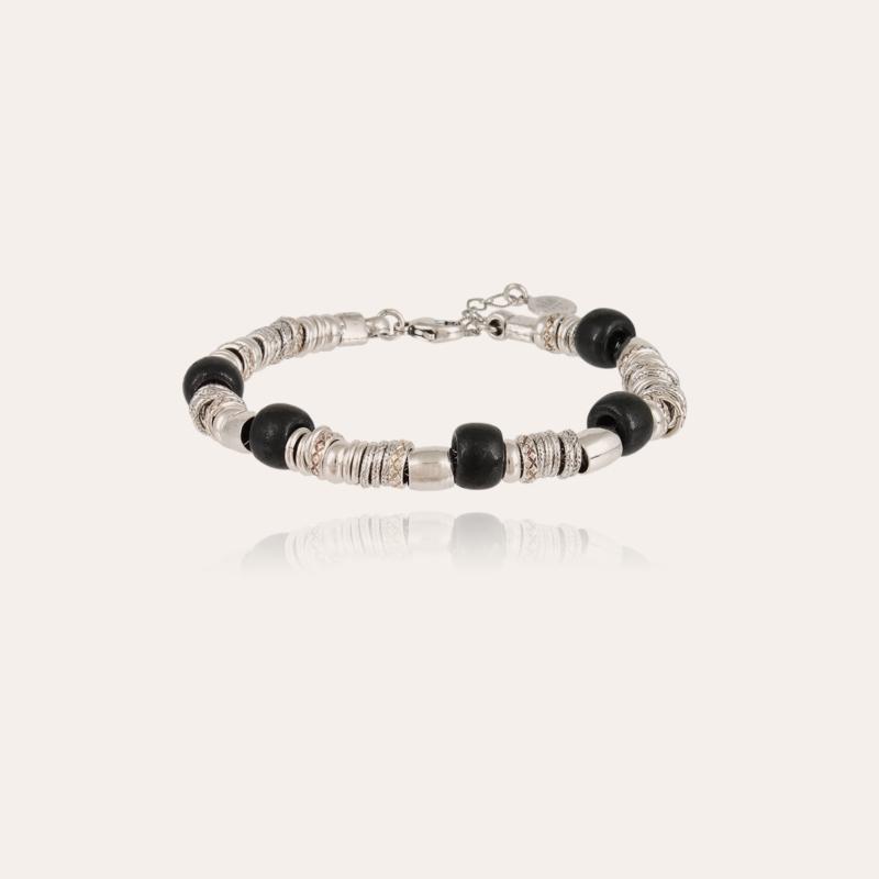 Bob men bracelet silver