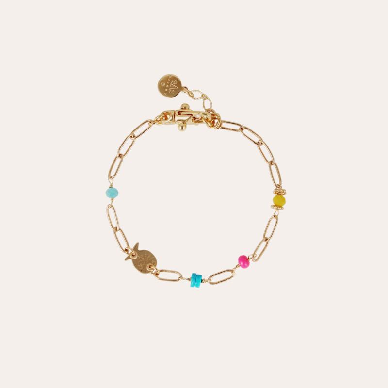 Clarence kids bracelet gold
