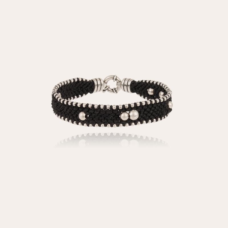 Colin men bracelet silver