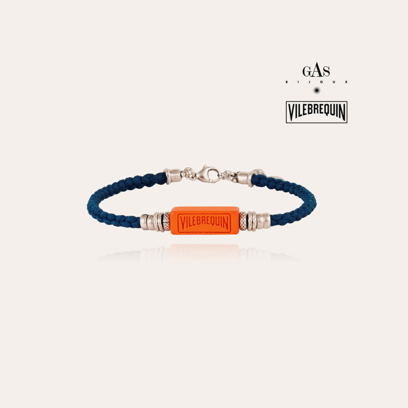Sea Vilebrequin bracelet silver