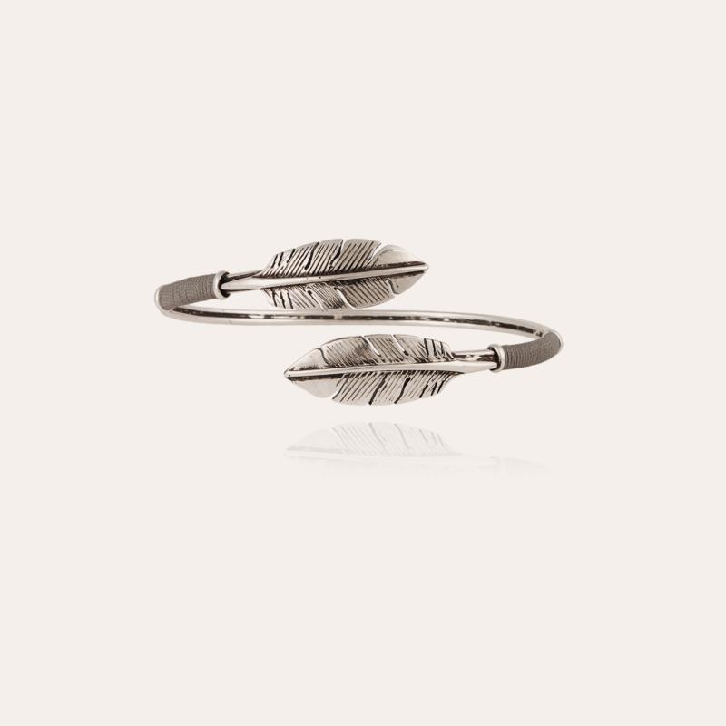 Duality Penna men bracelet silver