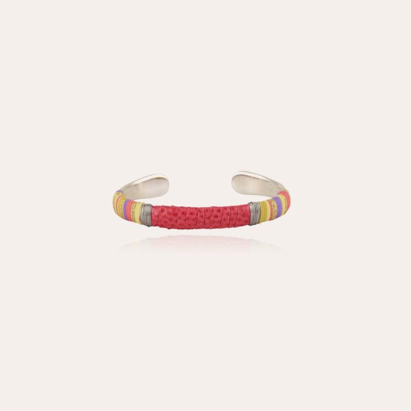 Massai kids bracelet silver