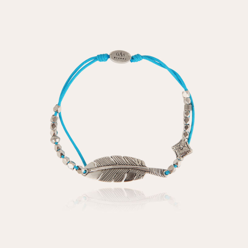 Penna men bracelet silver