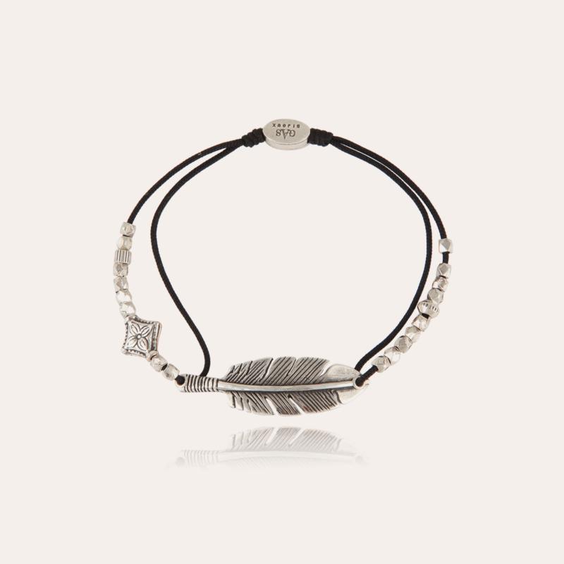 Penna bracelet silver L
