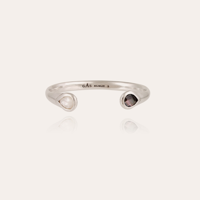 Saint Germain bracelet silver