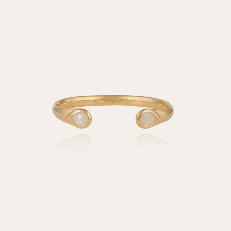 Saint Germain bracelet gold