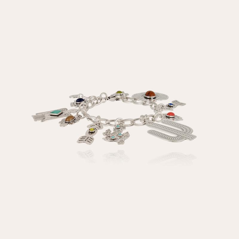 Santa Fe bracelet silver