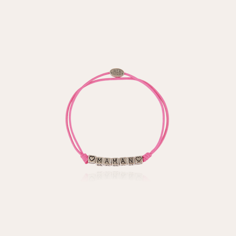 Maman kids bracelet silver