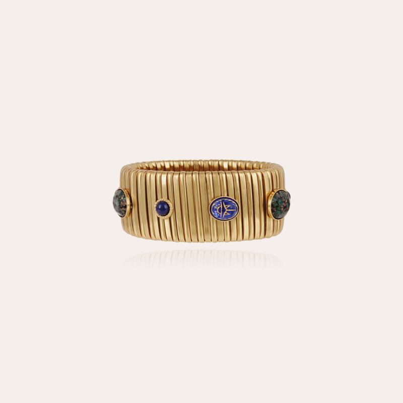 Strada bracelet large size gold - Exclusive piece (4 pieces)