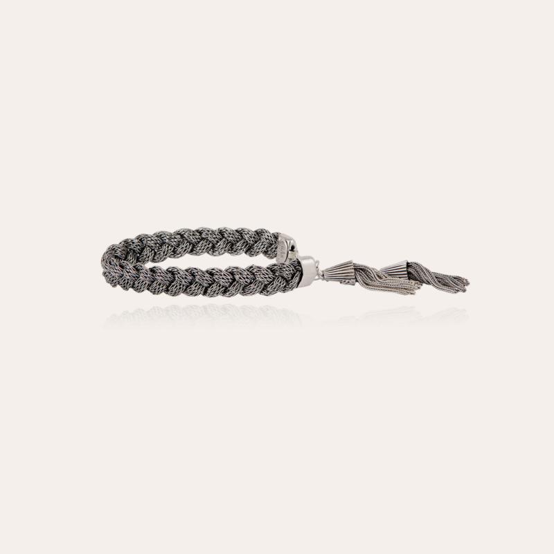 Tresse bracelet silver