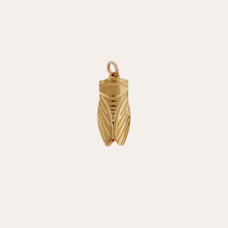 Cigale Charms Constantine gold