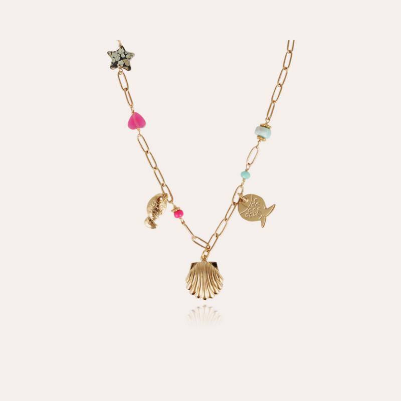 Capucine kids necklace gold