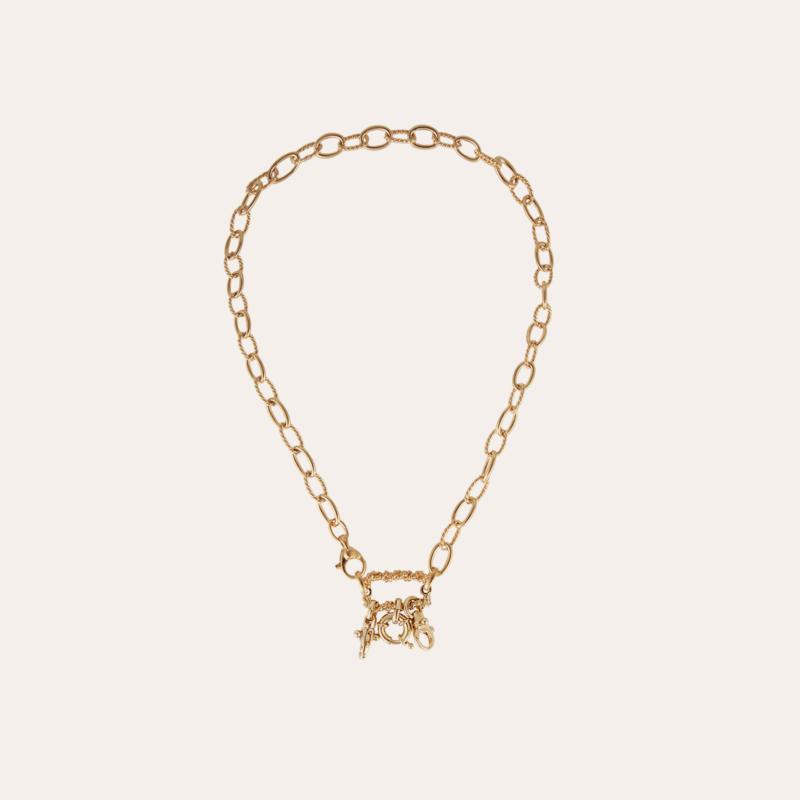 Constantine chain gold