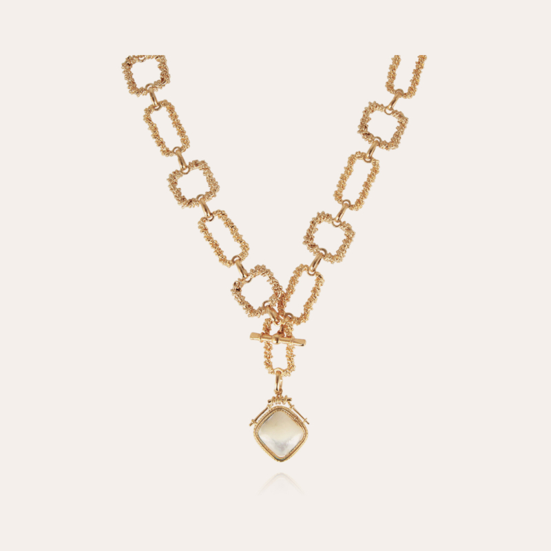 Belem Siena necklace gold