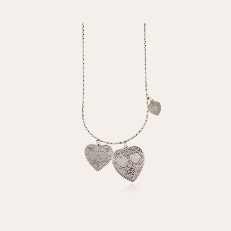 Gilot necklace small size silver