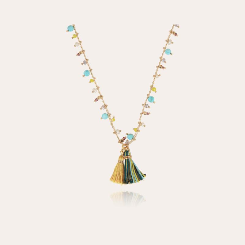 Gipsy kids necklace gold