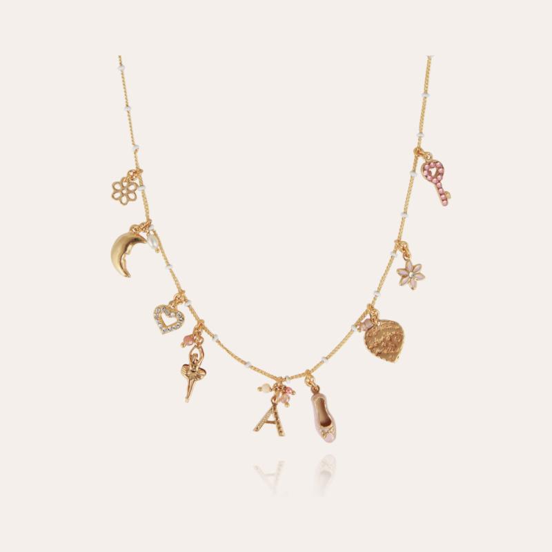 Lovely kids necklace mini gold