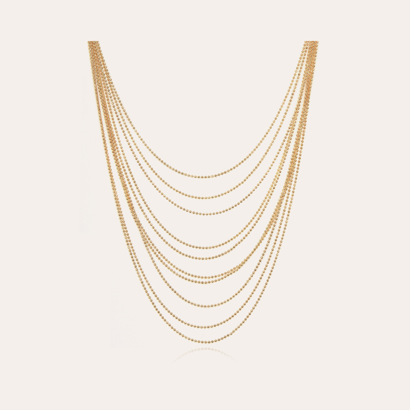 Romeo necklace gold