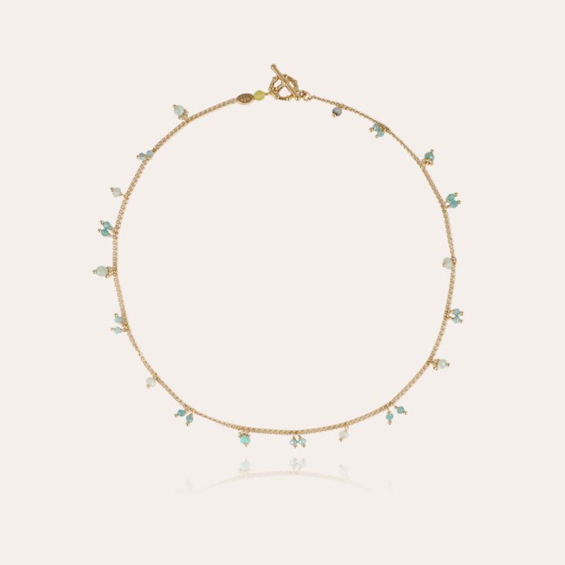 Tangerine Serti necklace gold